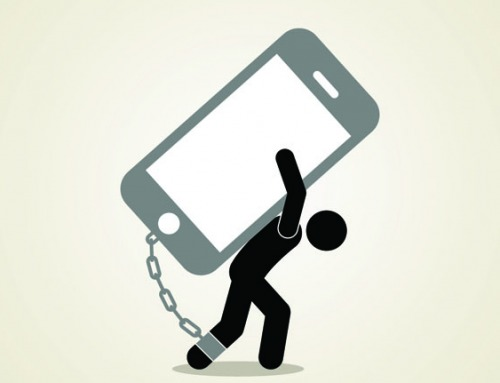 Smartphone verslaving of niet